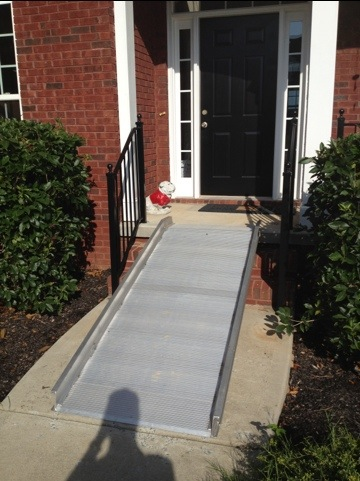 Ramp For Stair Steps Mcgregor Moving S Insider S Guide